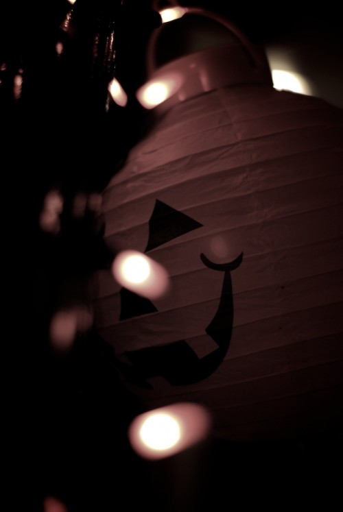 Pumpkin Lantern - Photo By Melissa Spurlock