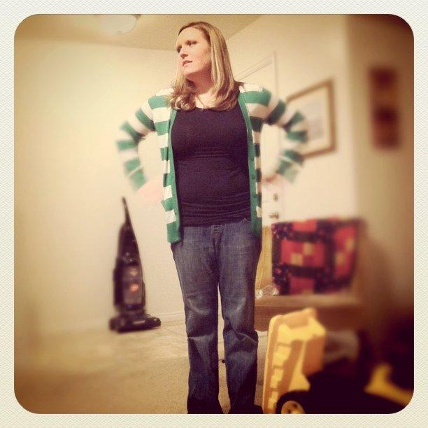 Melissa. My wife.