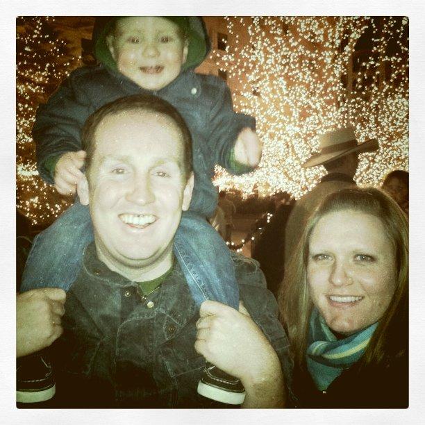 Spurlock Family Holiday Photo