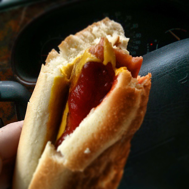 National Hot Dog Day. #murica