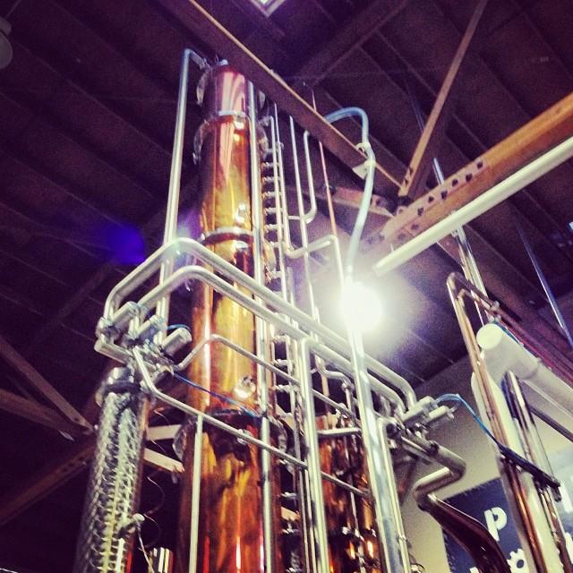 The Distiller...