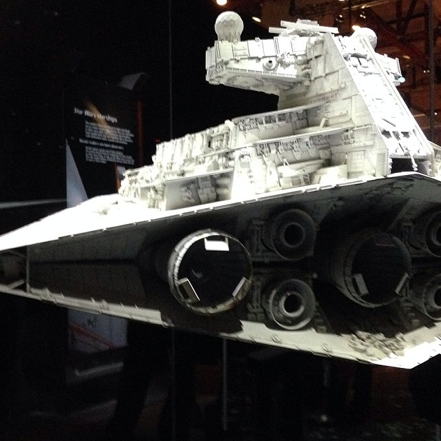 Devastator, Imperial Star Destroyer. #StarWars