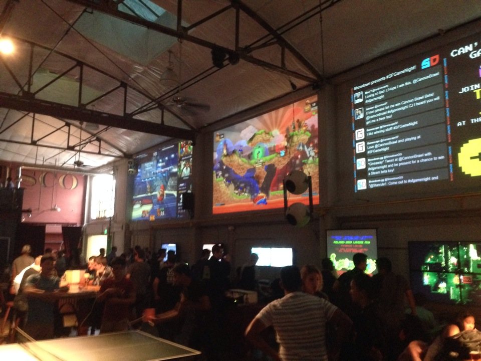 Checked in at Folsom Street Foundry