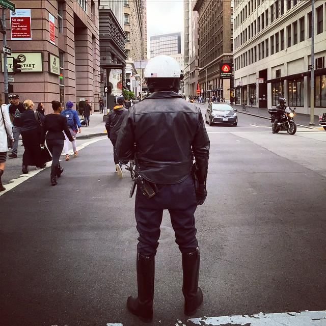 Officer  #sf #Obama