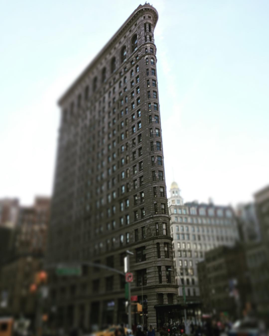 Checked in at Flatiron Building