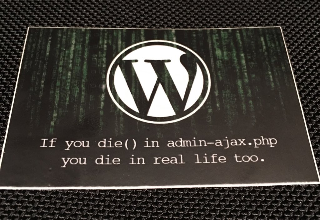 RT @JJJ: If you die()…