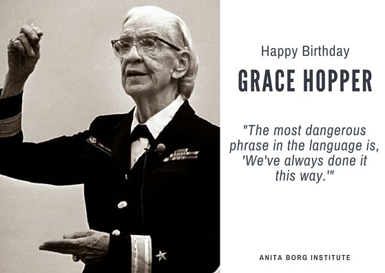 RT @ghc: Happy Birthday, Amazing…