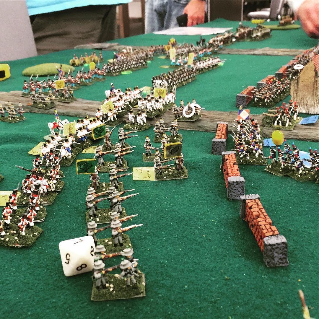 Napoleonic warfare at Kublacon