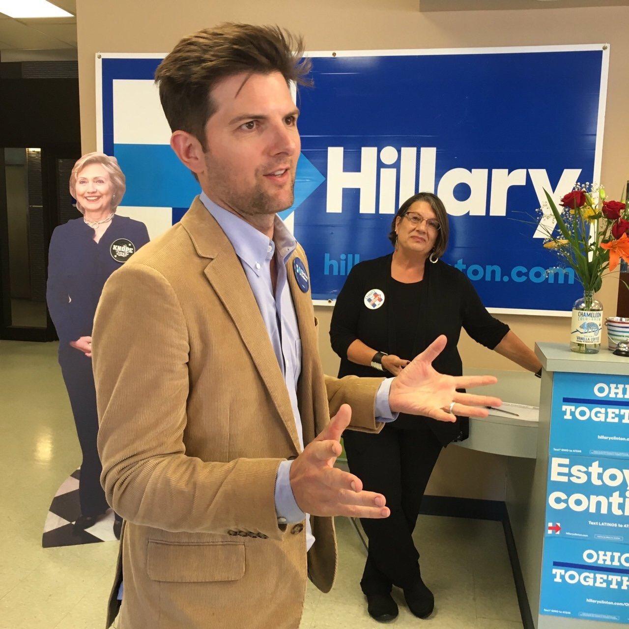 RT @zackbeauchamp: Bold move: Clinton…
