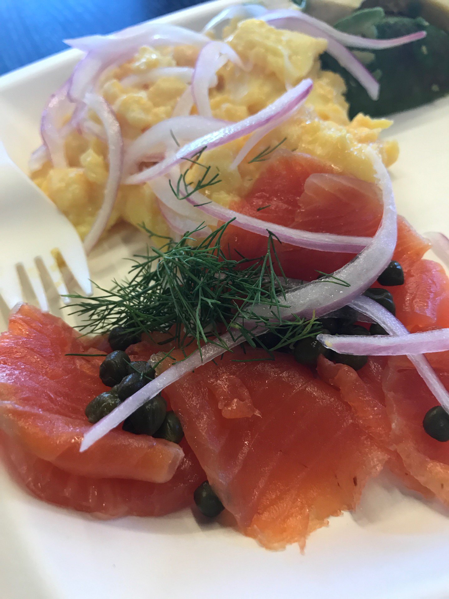 Love the lox... (at @WIRED…