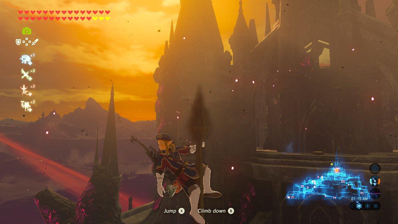 Just hanging out...  #BreathoftheWild #NintendoSwitch https://t.co/oHurBL5Tdz