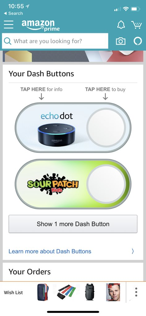 @msenese @amazon Related, the Dash…