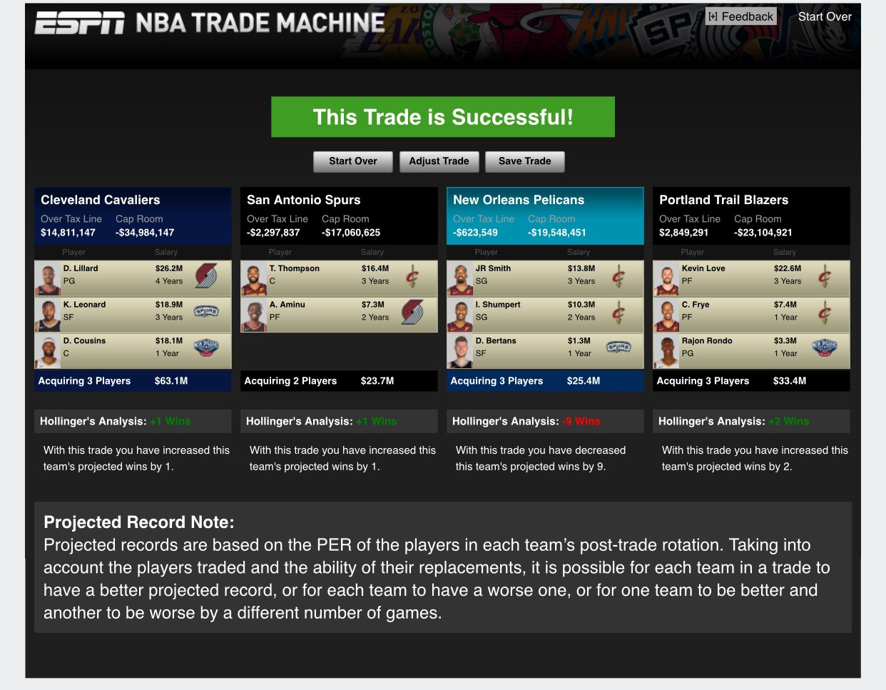 "RT @warriorsworld: ""Fair trade""- Ohio…"